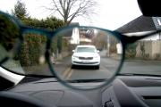 Autofahren mit Sehbehinderung