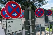 So beantragen Sie ein vorübergehendes Parkverbot